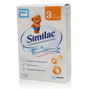 Сухой молочный напиток TM Similac 3 (Симилак 3)