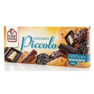 Печенье ассорти Concerto Piccolo ТМ Fine Food (Файн Фуд)