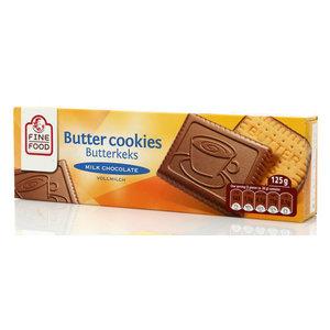 Печенье Butter cookies Butterkeks ТМ Fine Food (Файн Фуд)
