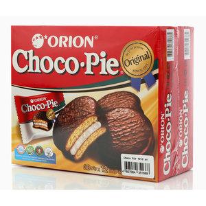 Печенье Choco Pie (Чоко Пай) 2*12*30г ТМ Orion (Орион)