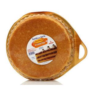 Коржи бисквитные для торта ТМ Montebovi (Монтебови)