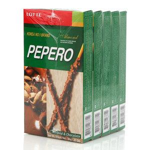 Соломка в шоколаде 5*36г ТМ Pepero (Пеперо)