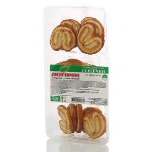 Печенье Сердечки на фруктозе ТМ Диет Пром