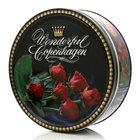 Печенье удивительный копенгаген роза красная