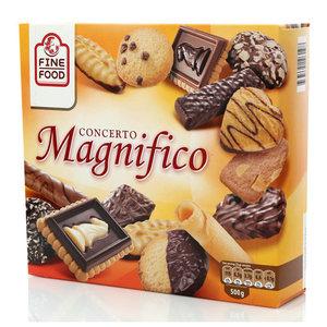 Печенье ассорти Concerto Magnifico ТМ Fine Food (Файн Фуд)
