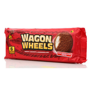 Печенье с суфле TM Wagon Weels (Вагон Вилс), 6*36г