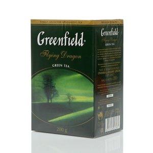 Чай зеленый Flying Dragon ТМ Greenfield (Гринфилд)