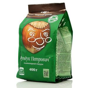 Конфеты фундук в шоколаде ТМ Озерский сувенир