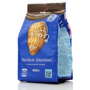 Конфеты миндаль в шоколаде ТМ Озерский сувенир