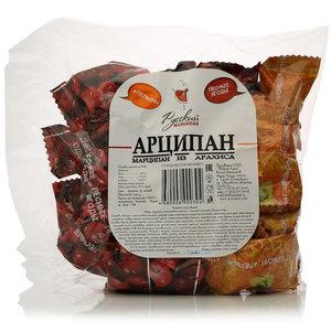 Конфеты марципан из арахиса ТМ Русский марципан