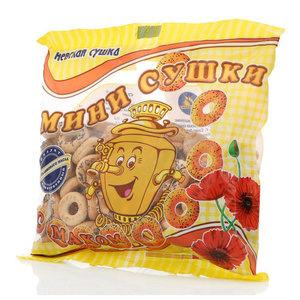 Сушки мини с маком Невская сушка TM Каравай