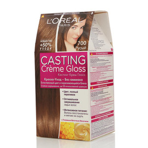 Краска-уход Casting Crème Gloss (Кастинг Крем Глосс) 700  ТМ Loreal (Лореаль)