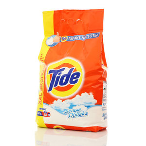 Стиральный порошок белые облака ТМ Tide (Тайд)