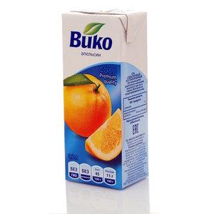 Сок апельсиновый Соло 2*200мл ТМ Вико
