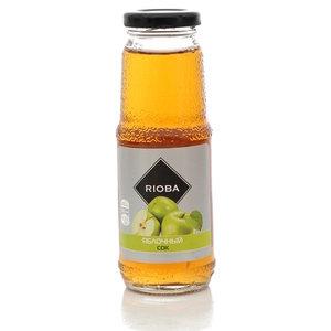 Сок яблочный для детского питания ТМ Rioba (Риоба)
