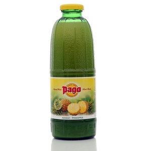 ананасовый сок ТМ Pago (Паго)