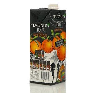 Сок апельсиновый ТМ Magnum (Магнум)