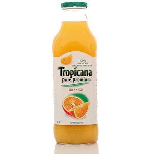 Сок апельсиновый прямого отжима ТМ Tropicana (Тропикана)