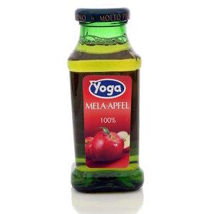 Сок яблочный ТМ Yoga (Йога)
