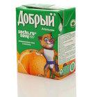 Сок апельсиновый ТМ Добрый