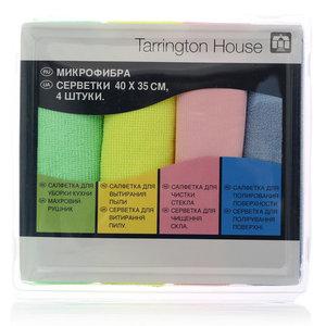 Салфетки из микрофибры ТМ Tarrington House (Таррингтон Хаус)