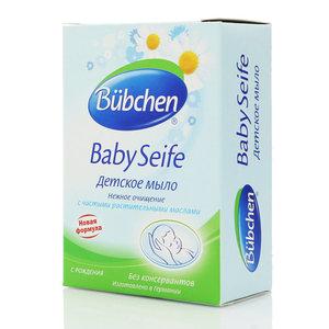 Детское мыло Baby Seife ТМ Bubchen (Бюбхен)