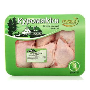 Бедро цыплёнка-бройлера охлажденное ТМ Куромякки
