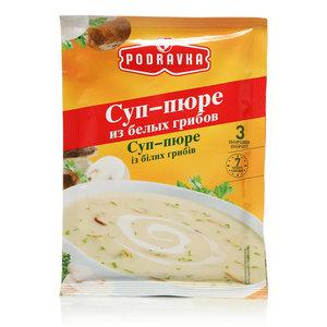 Суп-пюре из белых грибов ТМ Podravka (Подравка)