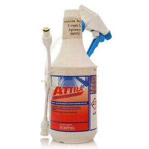 Интенсивное средство Attila для удаления пригаров ТМ Dr. Schnell (Др. Шнель)