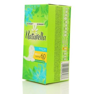Прокладки Naturella Green Tea Magic normal ТМ Naturella (Натурелла), 60 шт