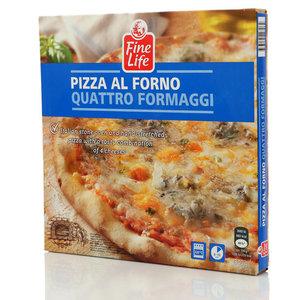 Пицца Quattro Formaggi ТM Fine Life (Файн Лайф)
