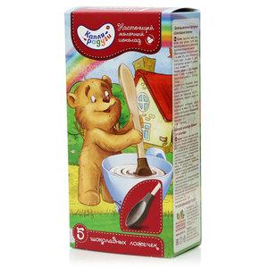 Шоколадные ложечки ТМ Капля Радуги