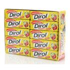 Жевательная резинка Земляничный коктейль 30 пачек ТМ Dirol (Дирол)