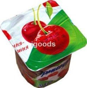 Йогурт вишня-черешня 0,3% Эрмигурт ТМ Ehrmann (Эрманн)