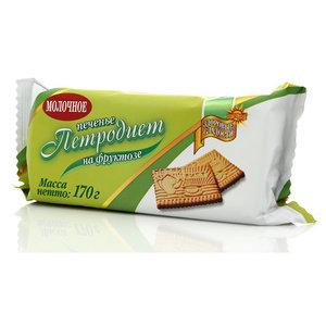 Печенье на фруктозе ТМ Петродиет