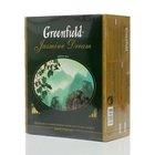 Чай зеленый ТМ Greenfield (Гринфилд) jasmine dream, 100 пакетиков