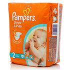 Подгузники Sleep&Play 2 Mini 3-6 кг ТМ Pampers, 18 шт