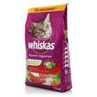 Корм для кошек со сметаной и овощами ТМ Whiskas (Вискас)