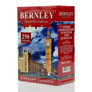 Черный листовой цейлонский чай English Classic ТМ Bernley (Бернли)
