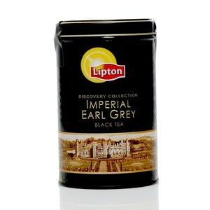 Чай черный байховый листовой с бергамотом и лепестками цветов ТМ Lipton (Липтон)