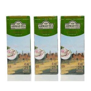 Чай зеленый 3*25*2г ТМ Ahmad Tea (Ахмад Ти)