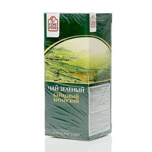 Чай зеленый байховый ТМ Fine Food (Файн Фуд), 25 пакетиков