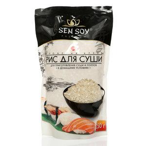 Рис для суши ТМ Sen Soy (Сэн Сой)