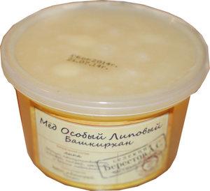 Мед натуральный цветочный липовый ТМ Башкирхан