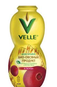 Велле питьевой с клюквой ТМ Velle (Велле)