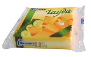 Сыр плавленый ломтики Гауда ТМ Витако 45%