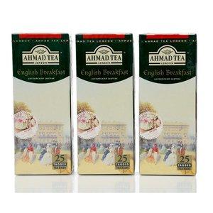 Чай черный English breakfast 3*25*2г ТМ Ahmad Tea (Ахмад Ти)