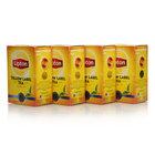 Чай чёрный крупнолистовой Yellow label Tea 4*100г ТМ Lipton (Липтон)