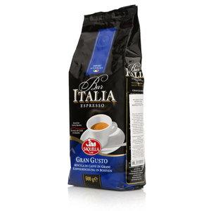 Кофе жареный в зернах Espresso ТМ Bar Italia (Бар Италия)