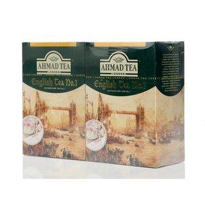 Чай черный English Tea №1 2*200г ТМ Ahmad Tea (Ахмад Ти)